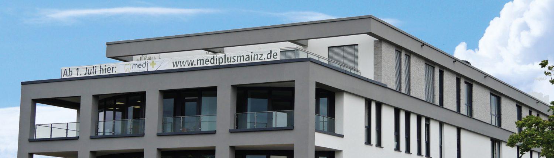 medi plus zahnärztliche Praxisklinik Banner