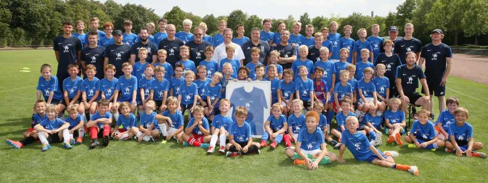 Medi+ Praxisklinik finanziert Sommercamp 2019 der TSG Mainz Bretzenheim: Foto: TSG Bretzenheim